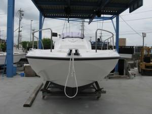 片山造船所:SR-X新艇!!片山造船オリジナル!お問い合わせください!